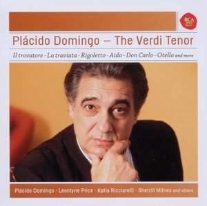 Placido Domingo: The Verdi Tenor
