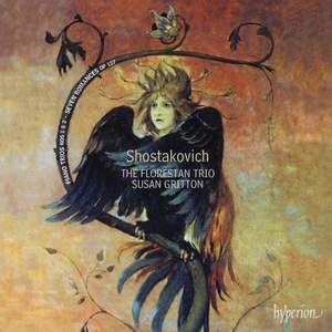 Shostakovich: Piano Trios & Songs Product Image