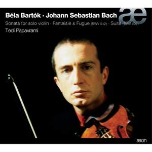 Tedi Papavrami plays Bartók & Bach