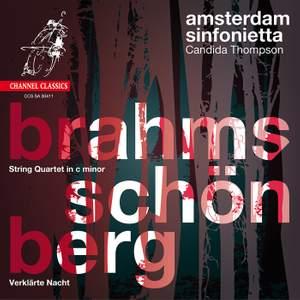 Amsterdam Sinfonietta play Brahms & Schoenberg