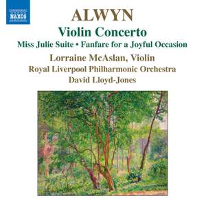 Alwyn: Violin Concerto Product Image