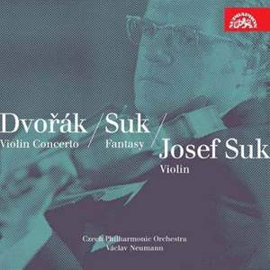 Dvorak: Violin Concerto & Romance