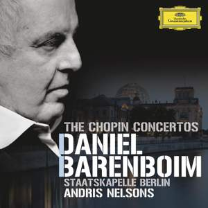 Daniel Barenboim: The Chopin Concertos Product Image
