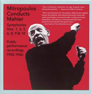 Mitropoulos conducts Mahler