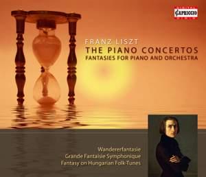 Liszt: The Piano Concertos