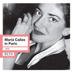 Maria Callas Live in Paris
