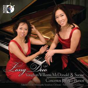 Long Duo: Concertos for Two Pianos Product Image