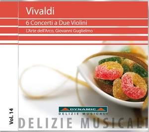Vivaldi: 6 Concerti a Due Violini