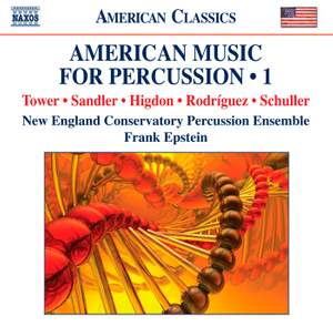 American Music for Percussion Volume 1