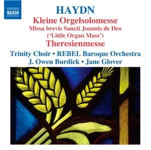 Haydn: Kleine Orgelsolomesse & Theresienmesse