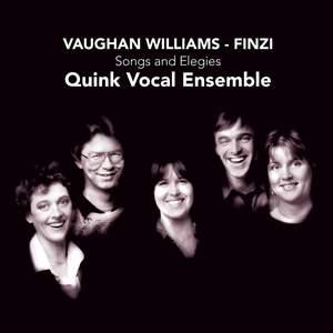 Vaughan Williams & Finzi: Songs and Elegies