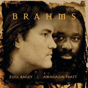 Brahms: Works for Cello and Piano