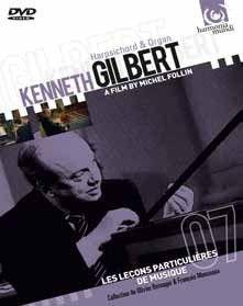 Harpsichord and Organ: Kenneth Gilbert