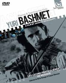 Playing and Teaching the Viola: Yuri Bashmet