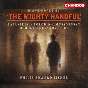 Piano Works by 'The Mighty Handful'