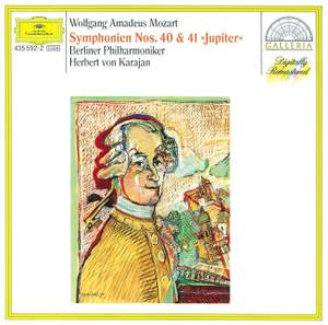 Mozart: Symphonies Nos. 40 and 41 Product Image
