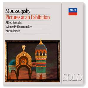 Mussorgsky: Pictures at an Exhibition Product Image