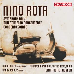 Nino Rota: Symphony No. 3