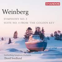 Weinberg: Symphony No. 3
