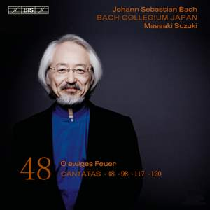 Bach - Cantatas Volume 48 Product Image
