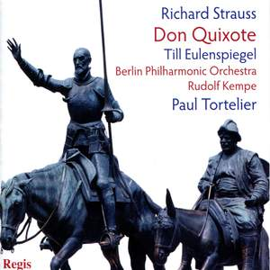 Strauss: Don Quixote Product Image