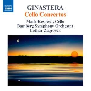 Ginastera: Cello Concertos Nos. 1 & 2 Product Image