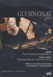 Grieg and Saint-Saens: Piano Concertos