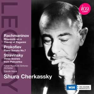 Shura Cherkassky Product Image