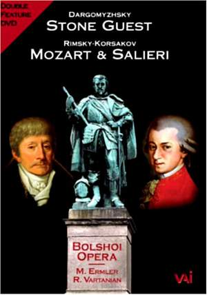 The Stone Guest and Mozart & Salieri