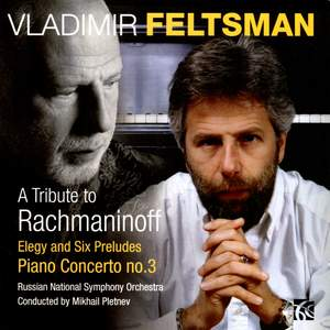 A Tribute to Rachmaninoff