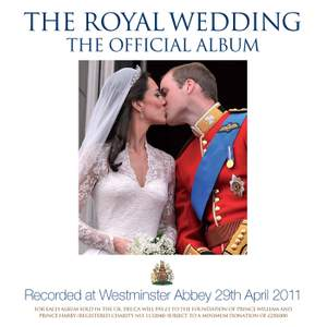 The Royal Wedding – The Official Album Product Image