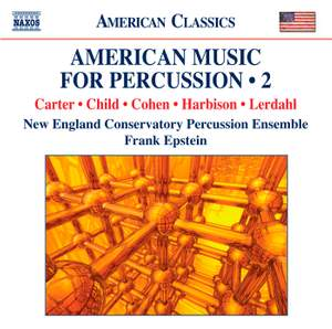 American Music for Percussion Volume 2