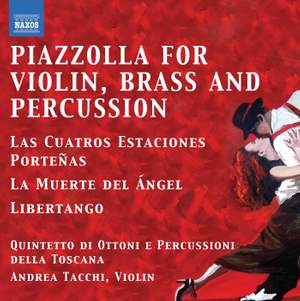 Piazzólla for Violin, Brass and Percussion