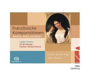 Female Composers from France