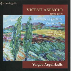 Vicent Asencio: Guitar Works