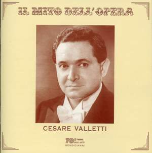 Il Mito dell'Opera: Cesare Valletti