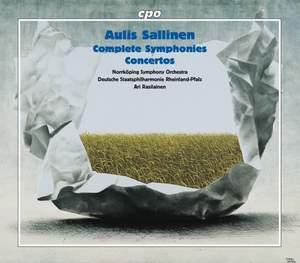 Complete Sallinen Symphonies and Concertos Box Set