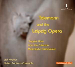 Telemann and the Leipzig Opera