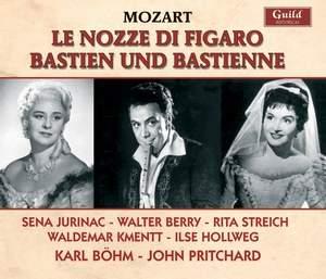 Mozart: Le Nozze di Figaro & Bastien und Bastienne