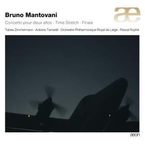 Bruno Mantovani: Concerto pour deux altos, Time Stretch & Finale Product Image