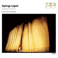 Ligeti: Sonata for viola