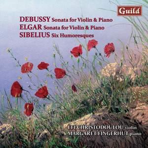 Debussy & Elgar: Violin Sonatas