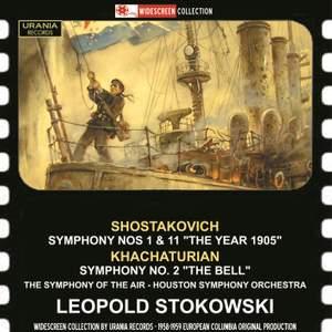 Shostakovich: Symphonies Nos. 1 & 11
