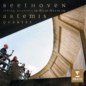 Beethoven: String Quartets Nos. 3, 5 and 16
