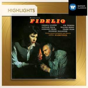 Beethoven: Fidelio, Op. 72 (highlights)