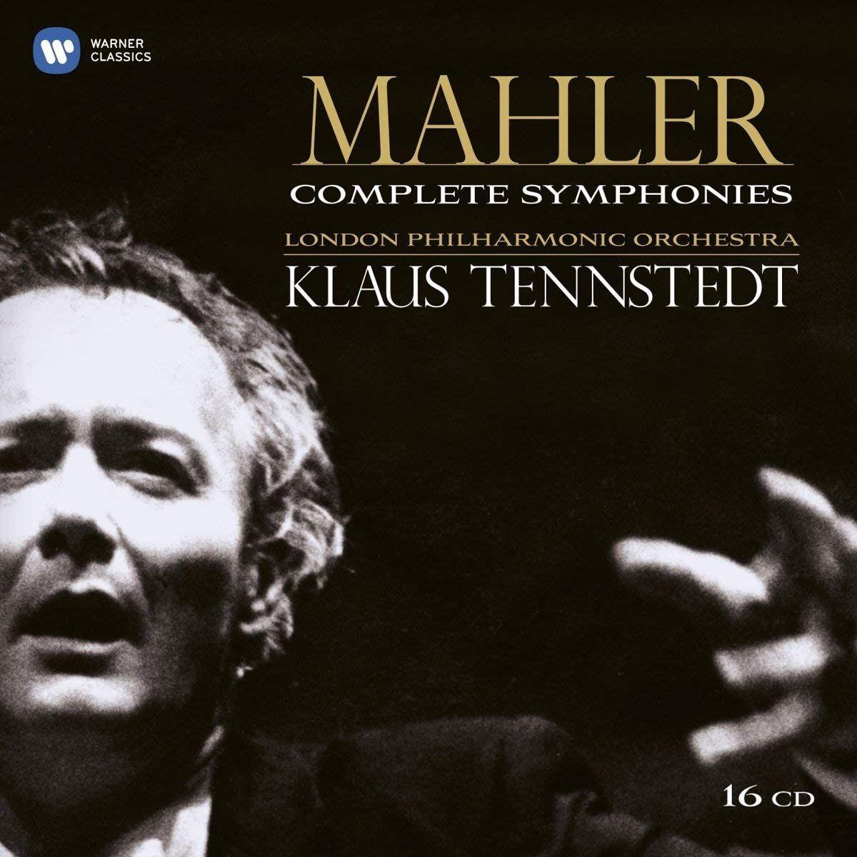 Klaus Tennstedt conducts Mahler Symphonies