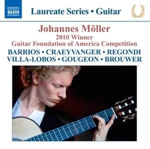 Guitar Recital: Johannes Möller Product Image