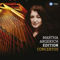 Martha Argerich Edition: Concertos