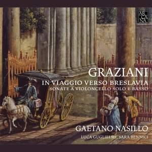 Carlo Graziani: Sonatas for Cello and Continuo