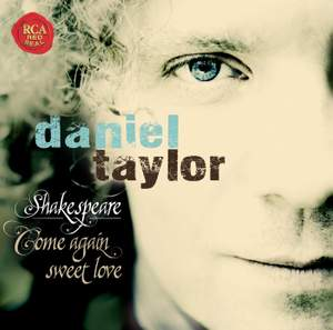 Shakespeare - Come Again Sweet Love Product Image